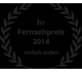 HR Fernsehpreis 2014