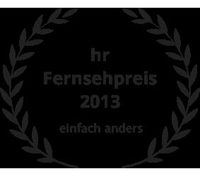 HR Fernsehpreis 2013